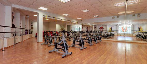 Фитнес залы