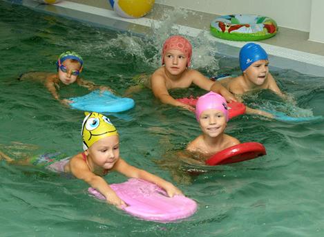Навыки плавания для детей