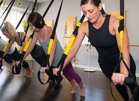 TRX-Pilates