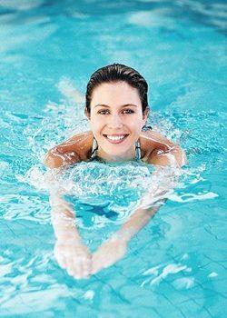 Плавание женщинам