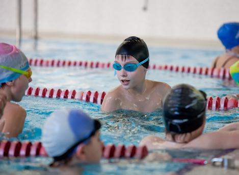 Обучение плаванию для детей