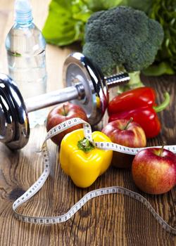 Фитнес и питание