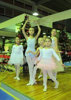 Новогодний праздник «Елка в Петроградце»
