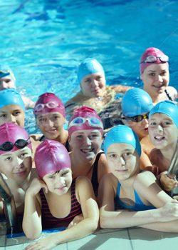 Конкурс на обучение плаванию