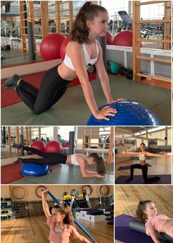 Фитнес для подростков