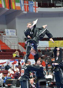 Наши спортсмены – чемпионы Европы по хапкидо!