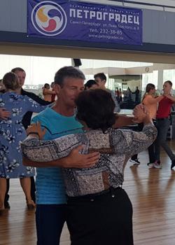 Спортивные бальные танцы - для начинающих взрослых
